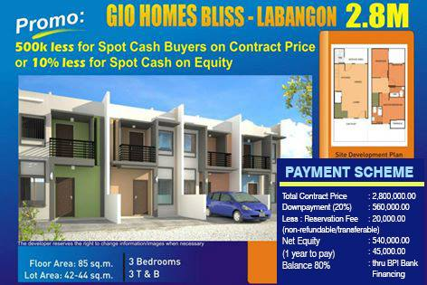 Gio Homes Labangon