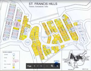 St. Francis map Sept. 20`17