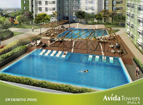 Avida swimming pool