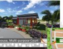 Navona multi purpose court