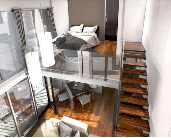 Northstar studio loft
