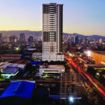 Sunvida Tower in North Reclamation area, Cebu City