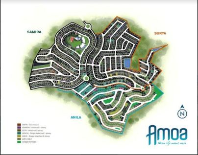 Amoa map 1 june 2019