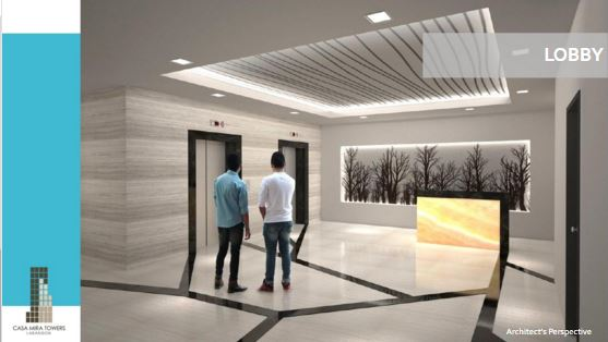 Casa mira tower lobby cebu sweet homes for Casa moderna naga city prices