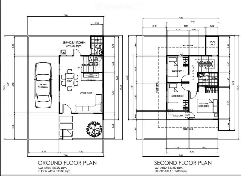 Malibo floor plan