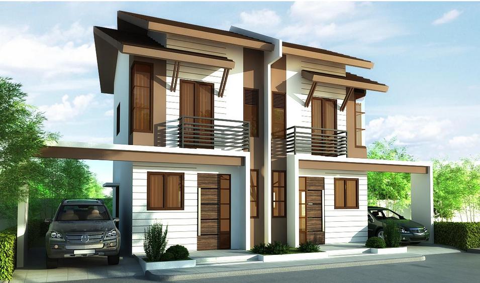 Serenis duplex house