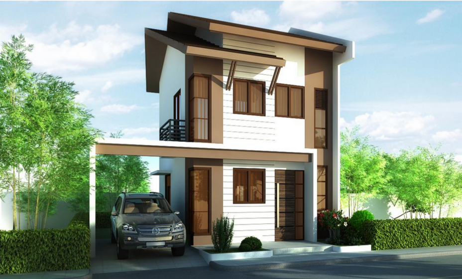 Serenis single attached house