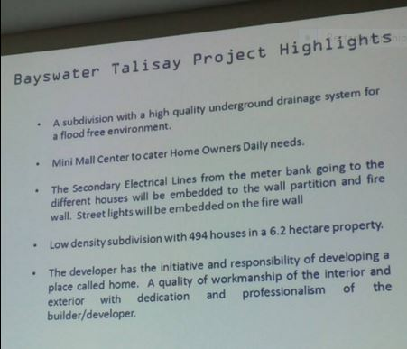 Bayswater project highlights