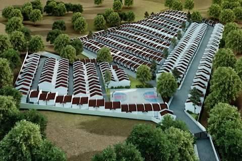 Bougainvillea development plan