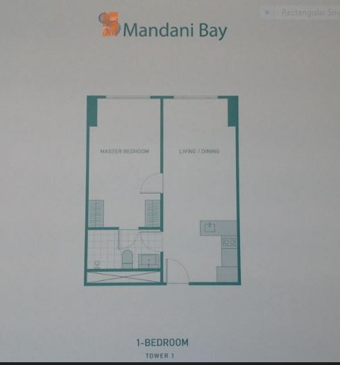 MANDANI BAY STUDIO TOWER 1