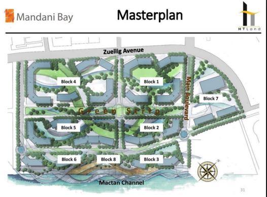 Mandani Bay Suites In Mandaue City Cebu Cebu Sweet