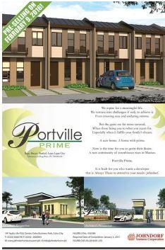 Portville brochure