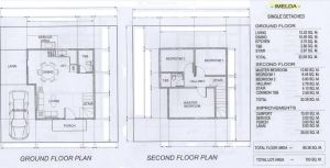 North Verdana Imelda floor plan
