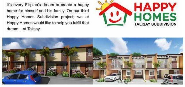 Happy Homes Talisay profile