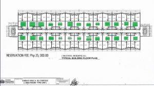 Deca Urban Hernan floor plan 1