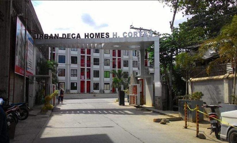 Urban Deca Homes Hernan Entrance