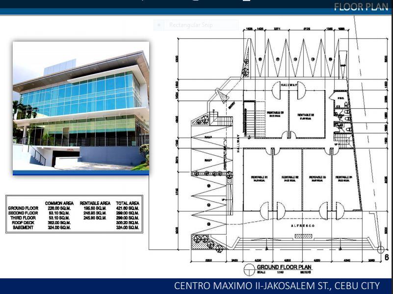 Boromeo centro maximo 2 j. flr plan