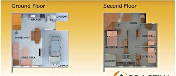 Prima Vittoria floor plan