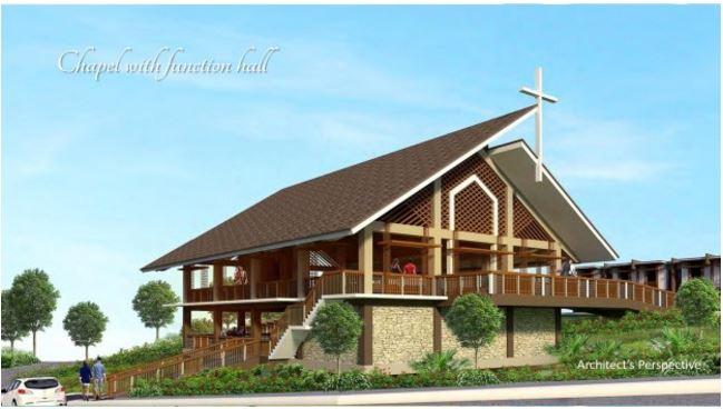 Casa Mira south chapel