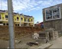 Pitan Subd. construction update