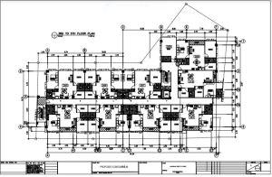Trivoli Condo floor plan 2