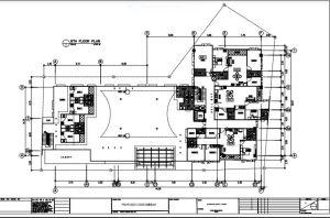 Trivoli Condo floor plan 3