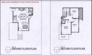 West Box Hill Hera floor plan