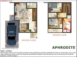 West Box hill floor plan 1 Aphrodite ng 68 march.