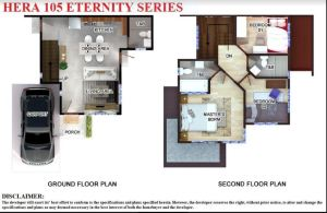 West Box hill floor plan 1 Hera 105 march
