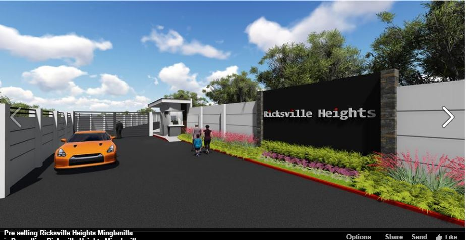ricksville-entrance