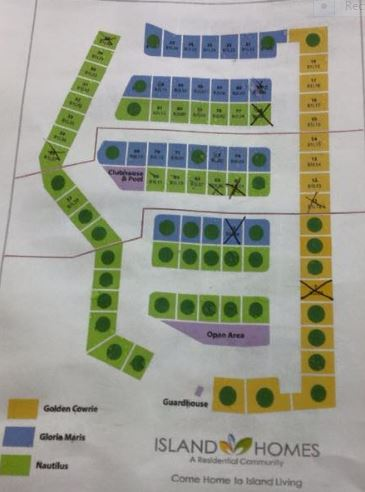 island-homes-subdivision-map