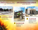 Sunberry sudtungan clubhouse construction