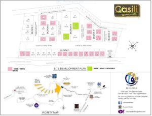 Casili Residences map feb
