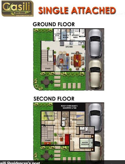 Casili residences floor plan
