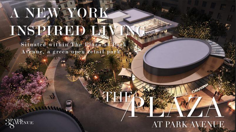 38 Park Avenue plaza