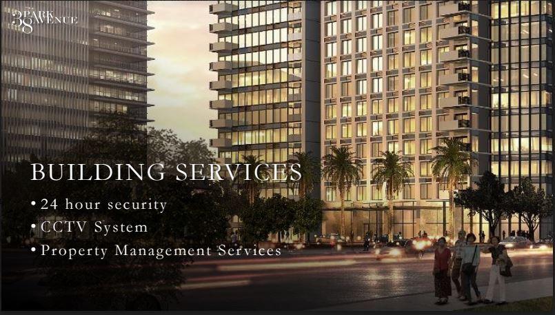 38 Park Avenue services