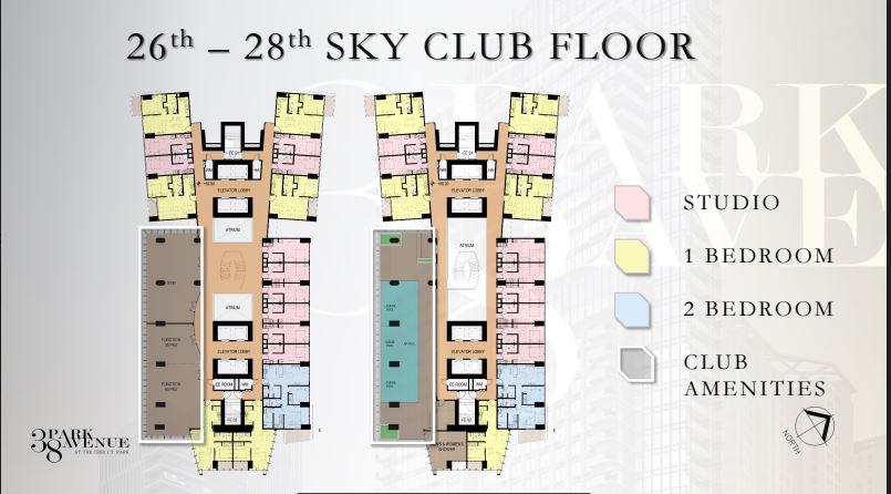 38 Park Avenue sky club