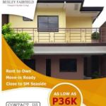 Bexley Fairfield Homes in SRP Talisay City, Cebu. . .