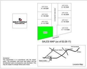 Bexley map feb 2