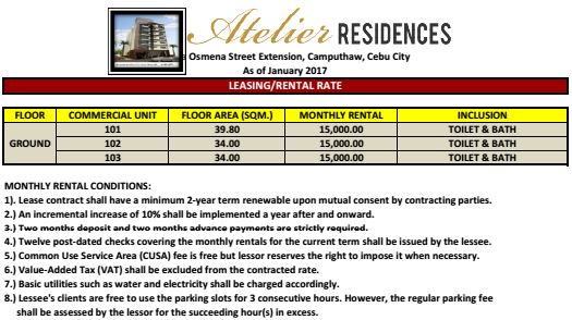 Cityscape rental 3