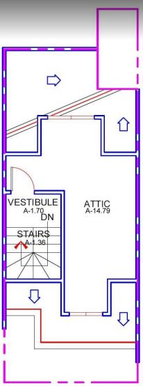 Mabolo House & Lot floor plan 3