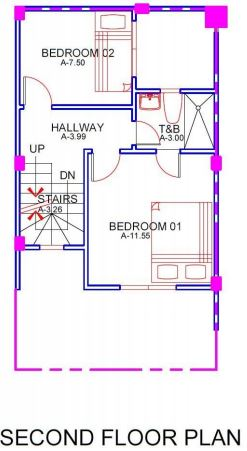 Mabolo House & Lot floor plan 5