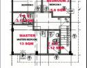 Villa sebastiana floor plan Kristine