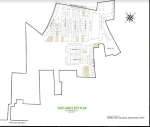 Eastland 11 map july