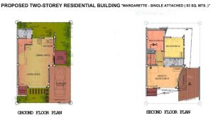 Eastland Margarette floor plan