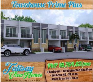 Talisay Vie Homes Prime Plus