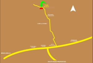 Talisay View Homes location map