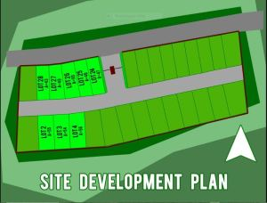 Talisay View Homes site plan