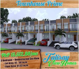 Talisay View Homes t. premier