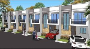 Talisay View Homes townhouse